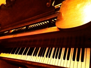 My 80 year old baby grand piano